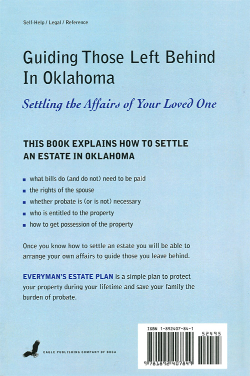 Published book kansas oklahoma estate planning published book solutioingenieria Choice Image
