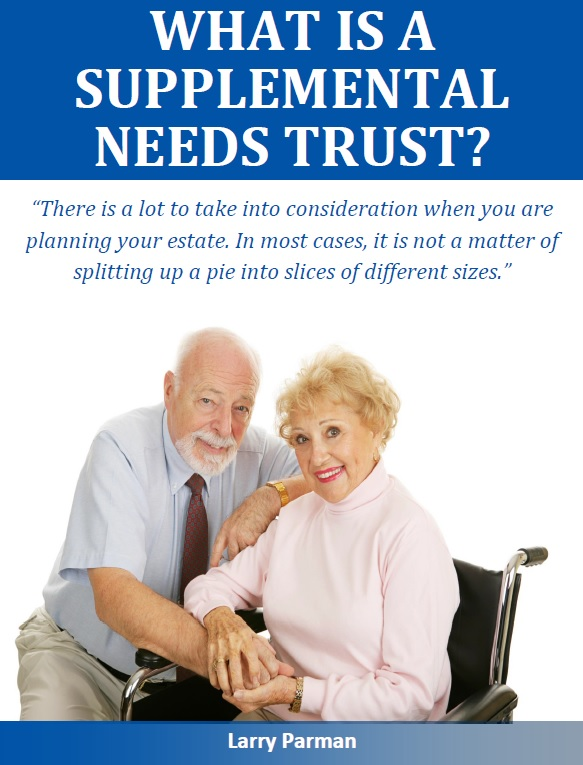 What Is A Supplemental Needs Trust