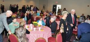 """Parman & Easterday Clients and Guests having a """"grand ol' time"""" at our last Client Appreciation Event! Don't miss out on the fun this year!"""