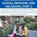 Personal Representatives in Arkansas, Missouri, and Oklahoma