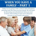 Oklahoma Inheritance Planning When You Have a Family - Part1