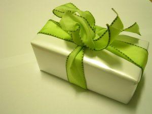 gifting property