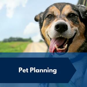 Oklahoma & Kansas Pet Planning Services