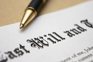 living wills vs. last will